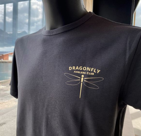 Dragonfly Anglers Club - T-Shirt