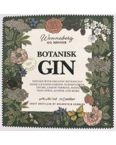Botanisk Gin – RASPBERRY