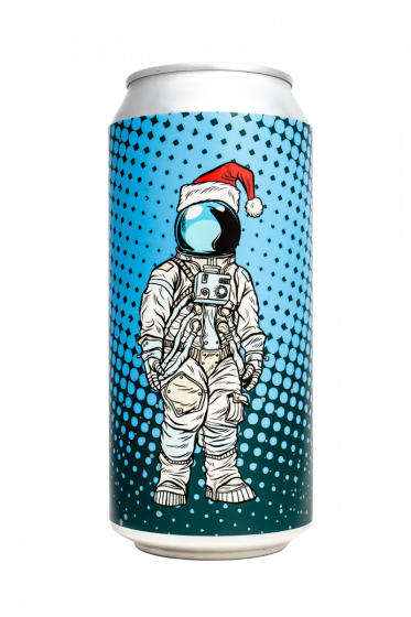 Braunstein Santa Lost in Space - Julebryg