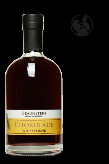 Whisky likør - Chokolade