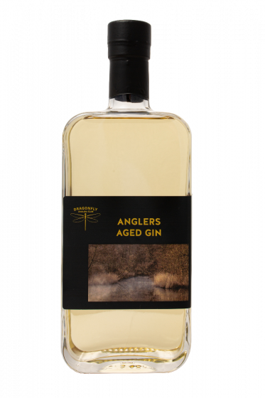 DRAGONFLY ANGLERS AGED GIN