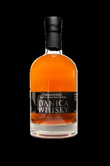 Danica Peated whisky